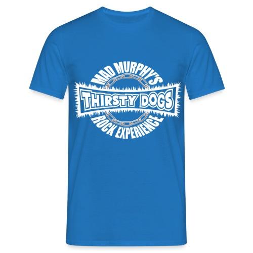Mad Murphy's Thirsty Dogs - Official Logo - Männer T-Shirt