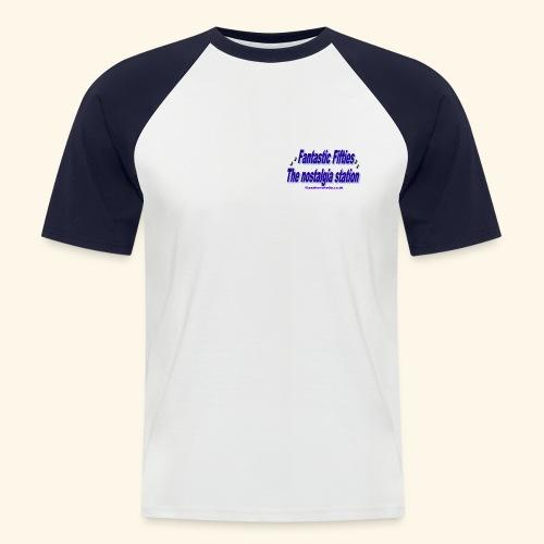 The Colour Block T - Men's Baseball T-Shirt