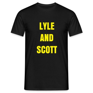 Real Lyle and Scott - Men's T-Shirt