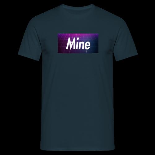 Mine (Retro 80's) - Men's T-Shirt