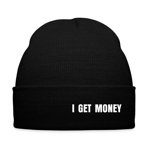 I Get Money Hat - Winter Hat