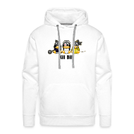 Hoodies & Sweatshirts ~ Men's Premium Hoodie ~ Kill You