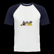 T-Shirts ~ Men's Baseball T-Shirt ~ Kill Bill