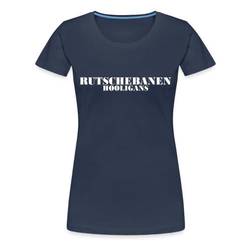 RH LOGO SHIRT DAME  - Dame premium T-shirt