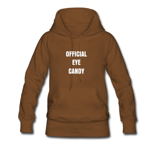 OFFICIAL EYE CANDY - Women's Premium Hoodie