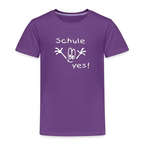 Schulanfang - Kinder Premium T-Shirt