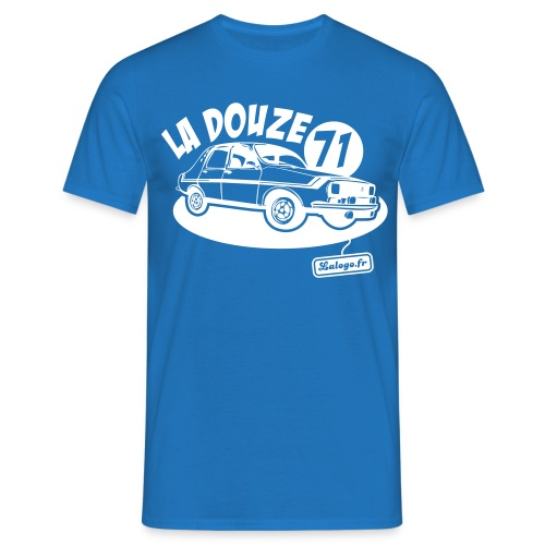 T-shirt La Douze - 1971 - T-shirt Homme