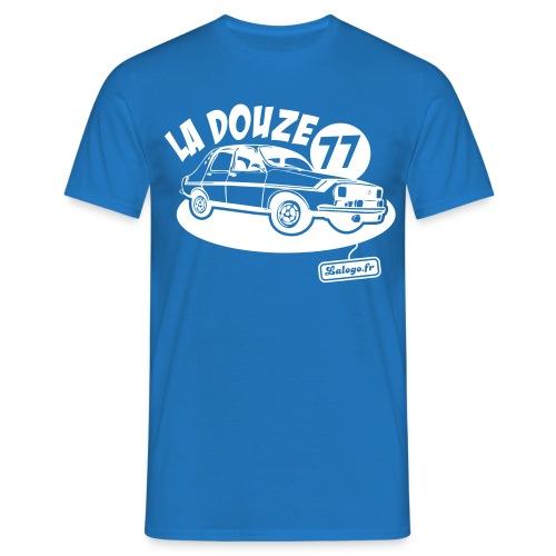 T-shirt La Douze - 1977 - T-shirt Homme