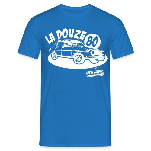 T-shirt La Douze - 1980 - T-shirt Homme