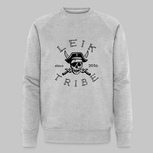 BIO Leik Tribe Pirat Sweater (m) grey - Männer Bio-Sweatshirt von Stanley & Stella