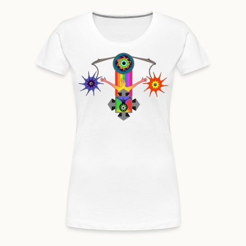 Colorful Spirit - Frauen Premium T-Shirt