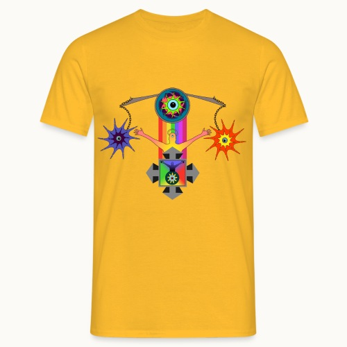 Colorful Spirit - Männer T-Shirt