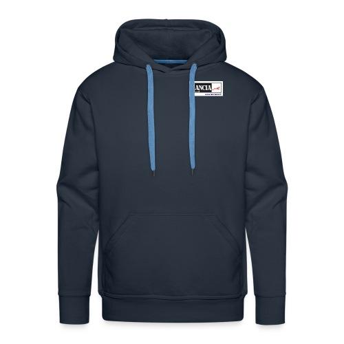 Sweat Lancia Net - homme - Sweat-shirt à capuche Premium pour hommes
