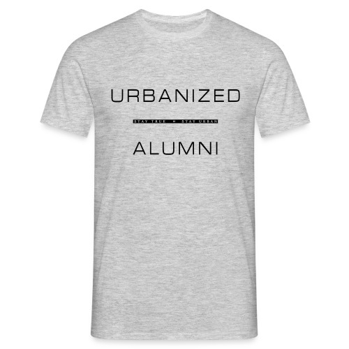 Urban Prep light grey - Men's T-Shirt