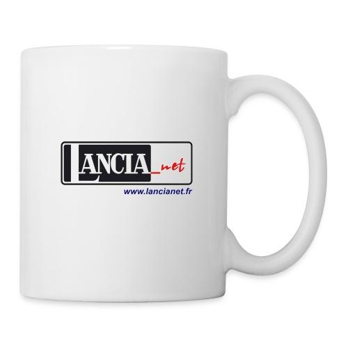 Mug Lancia Net - Mug blanc
