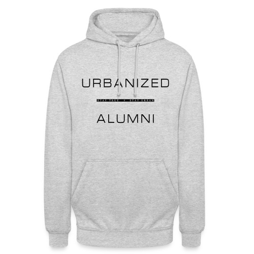 Urban Prep Sweat light grey - Unisex Hoodie