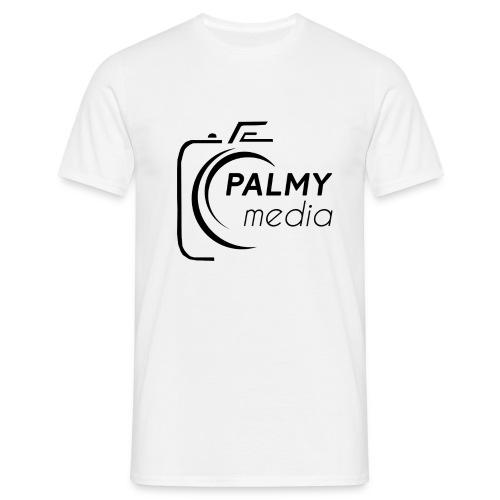 palmy media t shirt - Men's T-Shirt