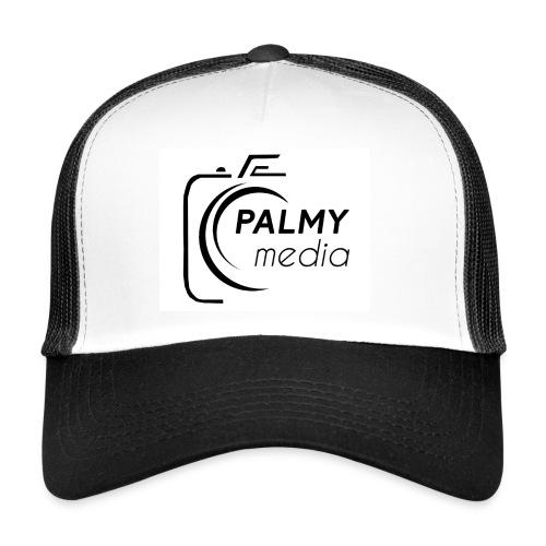 palmy media hat - Trucker Cap