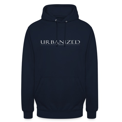 Urbanized Sweat navy - Unisex Hoodie
