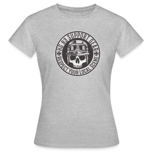 Respect Your Local Scene - Frauen T-Shirt