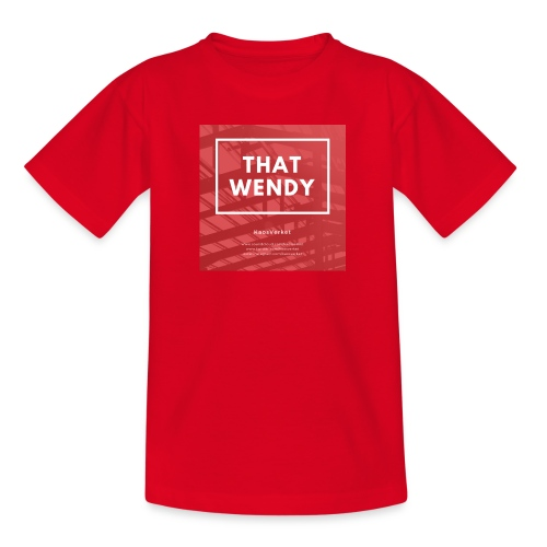 that wendy t - T-shirt barn