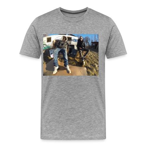 Bonnaboys Tshirt - Premium-T-shirt herr