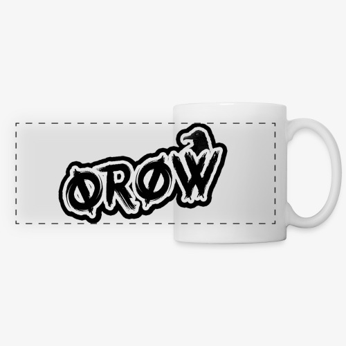Qrow mug XD - Panoramic Mug