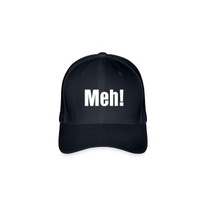 Meh Hat - Flexfit Baseball Cap