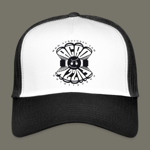 AcroFuzzy Trucker Cap for whatever happens afterwards. - Trucker Cap