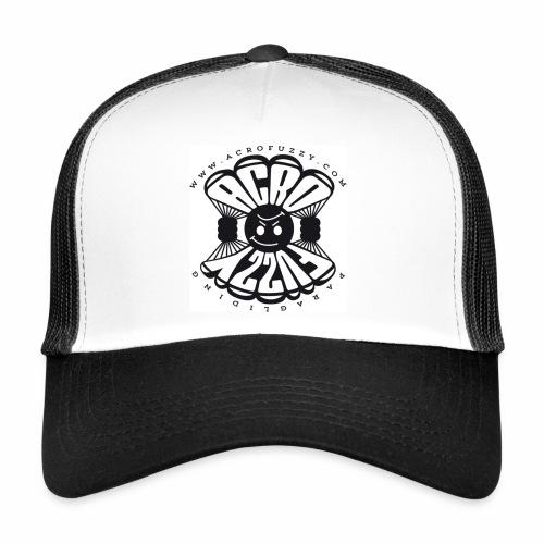 AcroFuzzy Trucker Cap for whatever happens afterwards. - Trucker Cap