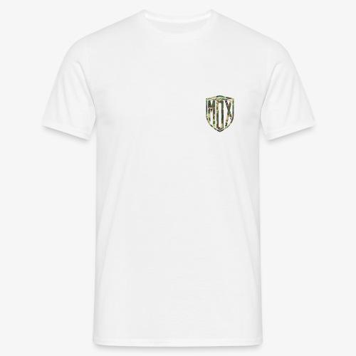 Tee-Shirt MDX logo camouflage - T-shirt Homme