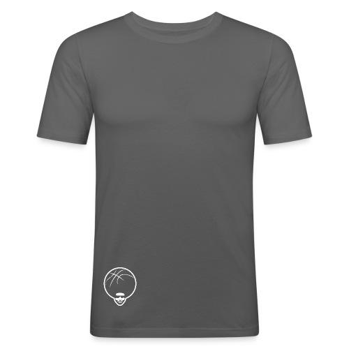 One down - Slim fit - Männer Slim Fit T-Shirt