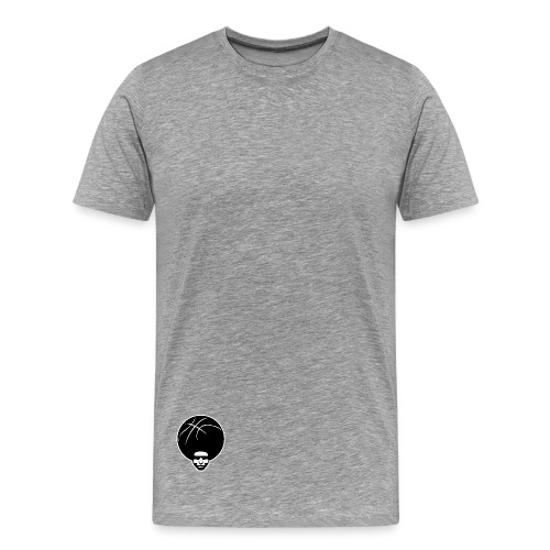 Afros - One full - Männer Premium T-Shirt