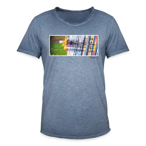 Männer Vintage T-Shirt - Target - Männer Vintage T-Shirt