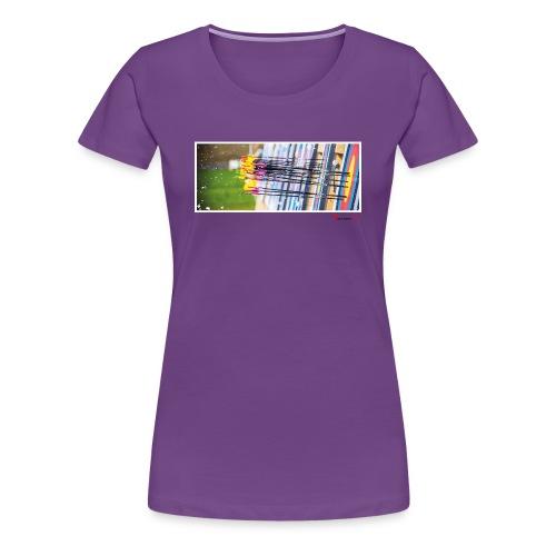 Frauen Premium T-Shirt - Target - Frauen Premium T-Shirt