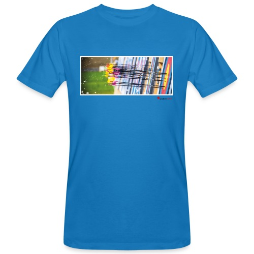 Männer Bio-T-Shirt - Target - Männer Bio-T-Shirt