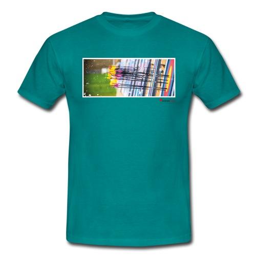Männer T-Shirt - Target - Männer T-Shirt