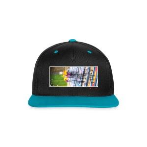 Kontrast Snapback Cap - Target - Kontrast Snapback Cap