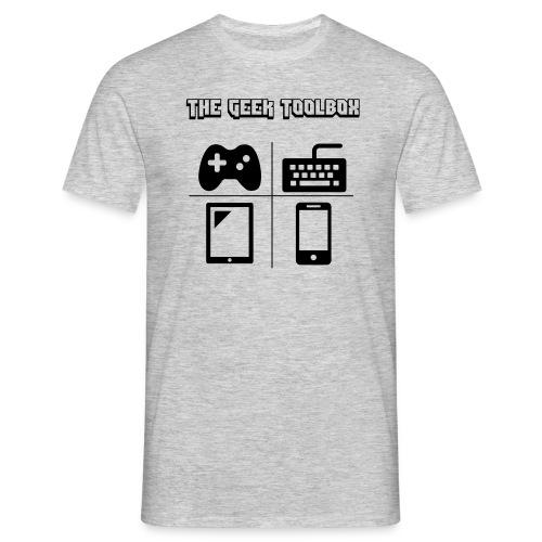 The Geek Toolbox - Men's T-Shirt
