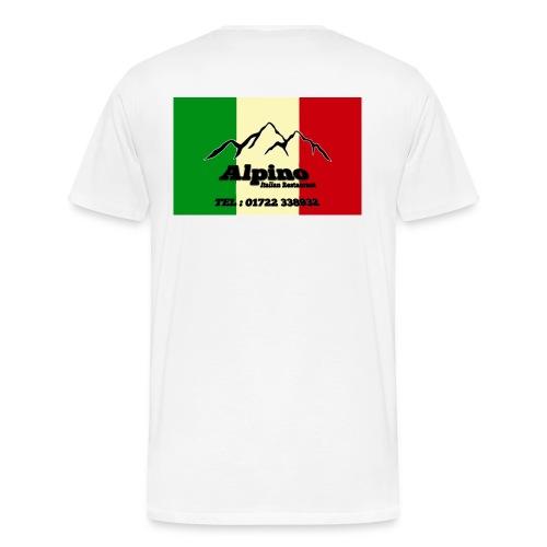 Men Alpino - Men's Premium T-Shirt