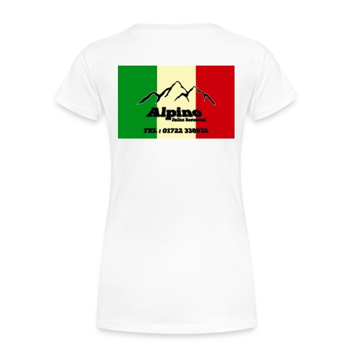 Women Alpino - Women's Premium T-Shirt
