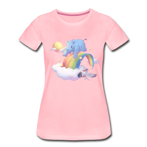The Unicorn - Women's Premium T-Shirt