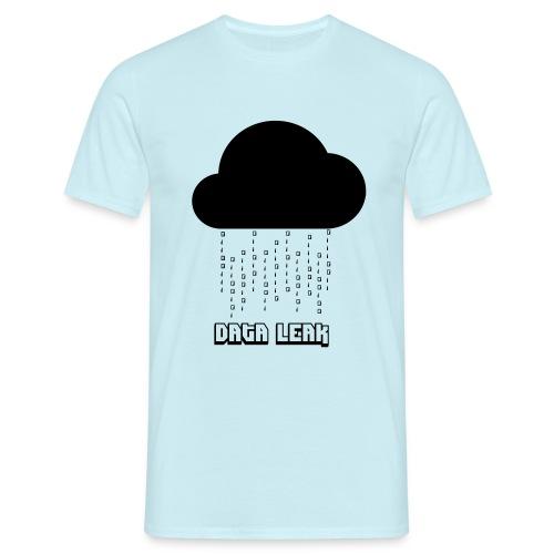Data Leak - Men's T-Shirt