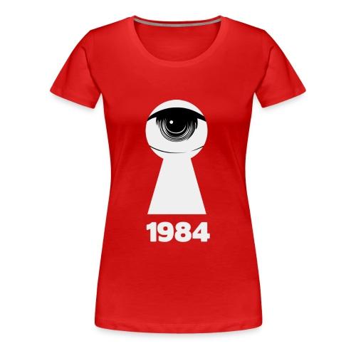 Orwell - 1984 - Maglietta Premium da donna