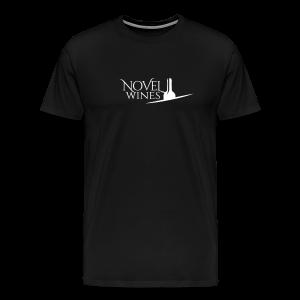 Novel Wine Expert T - Men's Premium T-Shirt
