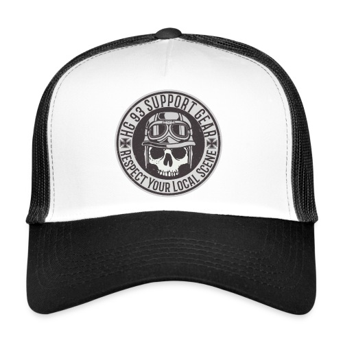 Respect Your Local Scene - Trucker Cap