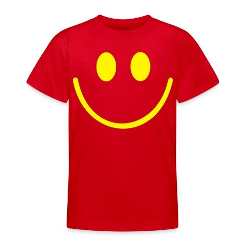 T-skjorte Barn Smiley - T-skjorte for tenåringer