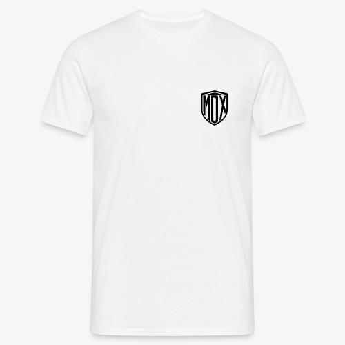 Tee-Shirt MDX Basic logo noir - T-shirt Homme