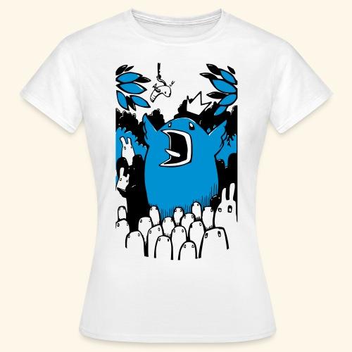LoizoBleu - T-shirt Femme