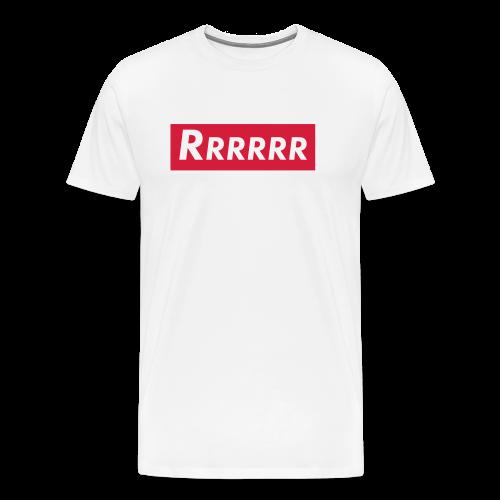 RRRRRRR - Men's Premium T-Shirt